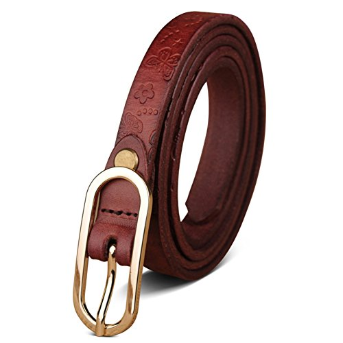 Moderne Mode Gürtel Wild Koreanische Version Mode Pin Buckle Belt-A 95cm(37inch) (Moderne Koreanische Tracht)