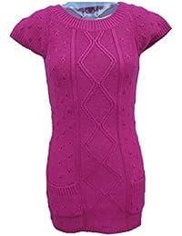 CIPO & BAXX Damen Kleid CBW-4008