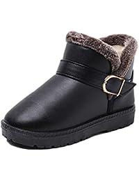 Bebé Niño Niña Botas De Nieve Calentar Zapatos De Invierno Bota Calientes 7c15b7fdb7b