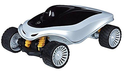 Woddon - Spy Ghost - High Speed Car - Voiture Radiocommandé - Multicolore (Noir/Blanc)