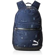 Puma Originals Daypack – Mochila, Unisex Adulto, 75086, Peacoat-Graphic, ...