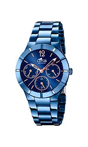 414ps4tAKzL - Lotus - Reloj de pulsera