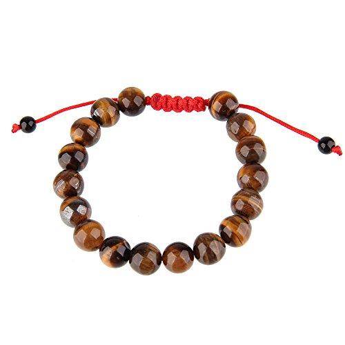 rmband Roter Chinesischer Knoten Armreif Runde Geflochtene Seil Armband Buddha Armspange Länge verstellbar Armbänder Sternenhimmel Meteorit Farbe (Chinesische Armbänder)