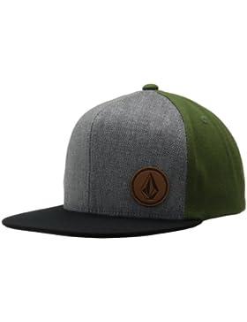 Volcom Cap Upper Corner Stone Hat - Gorra de béisbol para hombre