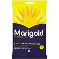 Marigold Kitchen Gloves Extra Life Large Super Comfy Cleaning Gloves Fast Post