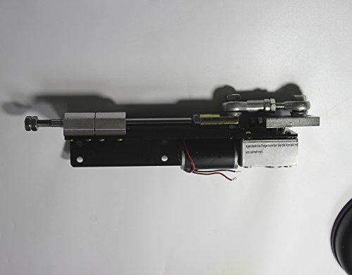 Lejin DC 12V Hubkolbenmotor Hub 50mm 14n/min 2kg-Schubleistung Linearantrieb Automatisch Ständig Hin und zurück Motor Geschwindigkeit Auto Modellbau