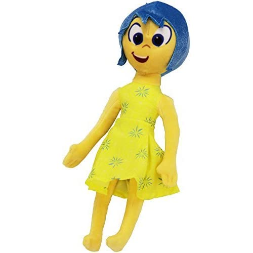 Disneys Pixar Inside Out Joy Plush - 12/30cm by Posh Paws 2