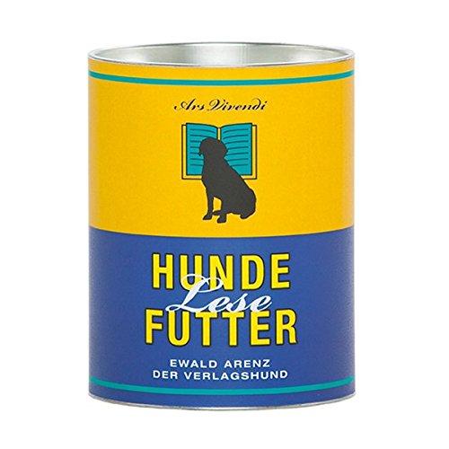 HundeLeseFutter - 'Der Verlagshund'