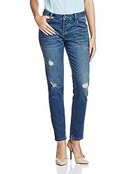 Superdry Womens Boyfriend Jeans (G70000VNF1.L32_Vintage Lagoon Wash_28)