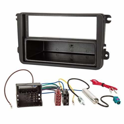 Baseline Connect Radioeinbause, inkl. Ablagefach und Antennenadapter DIN