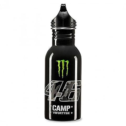 Valentino Rossi VR46 Moto GP Monster Camp Edition Wasserflasche Offiziell 2017 (Valentino Rossi Shop)