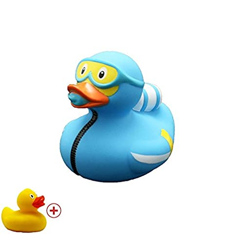 LILALU® RUBBER DUCK RUBBER DUCKIES Profession/Sport/Leisure (Various colors and designs)