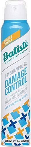 Batiste Dry Shampoo, Damage Control, 200 ml