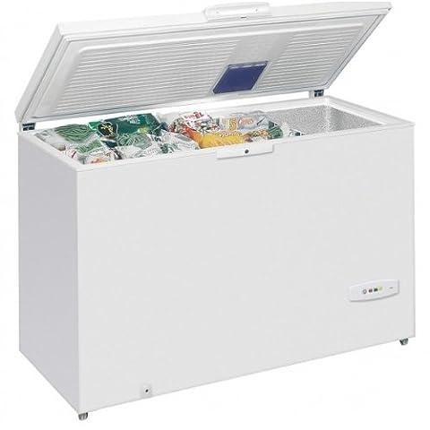 Congelateur Coffre Classe A+ - Whirlpool - WHM3911 - Congélateur Coffre -