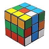 Jushi De Tercer Orden del Juguete del Cubo Negro Abajo Mini Cube Juguetes educativos (Color al Azar) es 1 PC