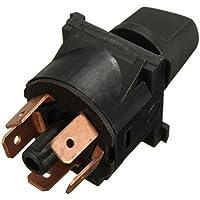 Interruptor - SODIAL(R)4 Posiciones Boton Interruptor del calentador del motor de ventilador soplador 321959511