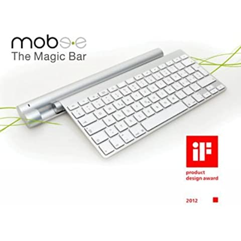 Mobee Technology The Magic Bar Wireless Charger Apple Keyboard & Trackpad