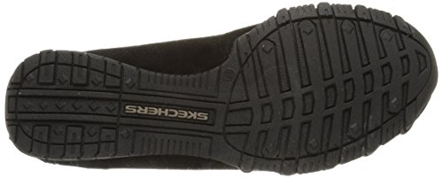 Skechers  Bikers Pedestrian, Basses homme Black