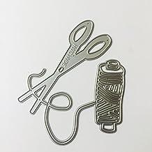 Rawuin taglio in metallo da taglio stencil photo album decorazione per la festa della mamma, regalo per decorazioni (# 026
