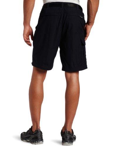 414q7iylYDL - Craghoppers Men's Kiwi Convertible Trouser, Black