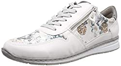 Jenny Damen Ballina 2256404 Sneaker, Weiß (Weiss, Pastell/Titan 77), 42 EU