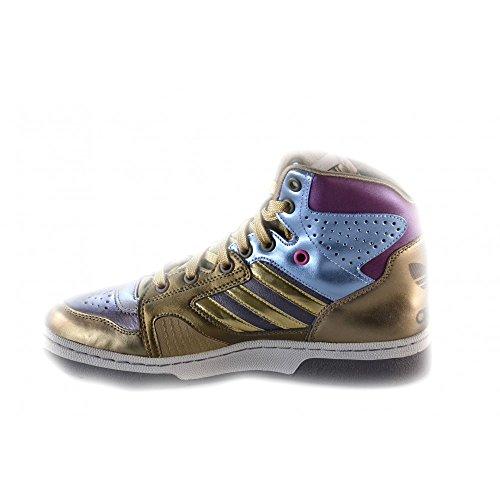 Adidas Instinct HI W scarpe uomo donna basket Oro