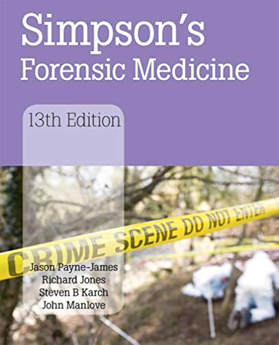Simpson's Forensic Medicine (English Edition)