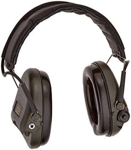 Gehörschutz Supreme Pro-X Schwarz/Oliv MSA Sordin (Gehörschutz Msa)