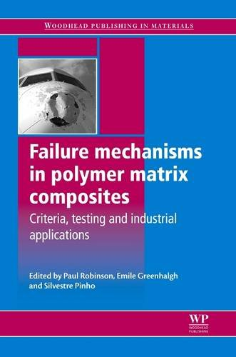 Failure Mechanisms in Polymer Matrix Composites: Criteria, Testing and Industrial Applications (Woodhead Publishing Series in Composites Science and Engineering)