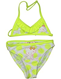Charmmy Kitty Official Girls Swimsuit 2 pieces Age 3/8 Years