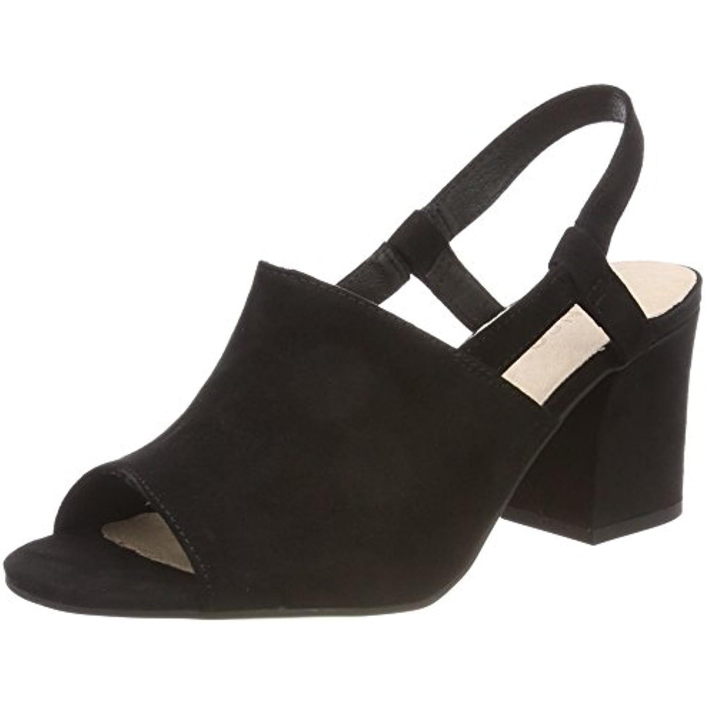 Bianco Mule Sandal, Bout Ouvert Femme - - - B074MBVJL5 - 583ac8