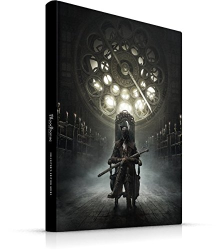 Bloodborne: The Old Hunters Collector's Edition Guide -