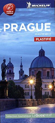 Plan Prague Plastifié Michelin