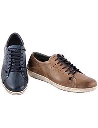 Be cool 2846 - Zapato Caballero Piel - 45, Negro