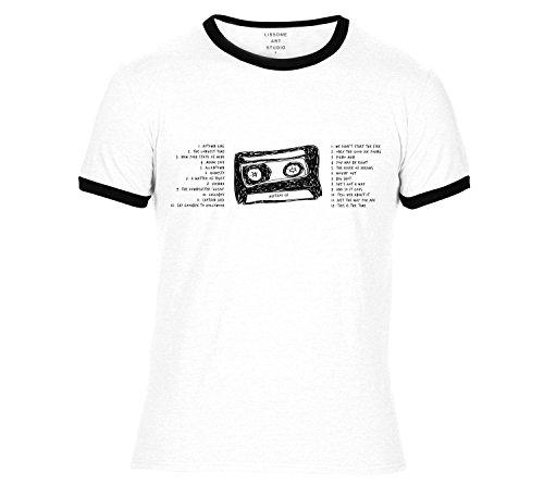 Mixtape T-Shirt BILLY JOEL by Lissome Art Studio