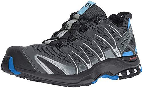 Salomon XA Pro 3D Zapatillas de Trail Running Stormy/Black/Surf EU 46