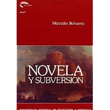 Novela y subversión : estructuras narrativas en la novela francesa del siglo XVIII (AULA ABIERTA)
