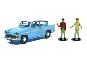 harry potter diecast ford anglia toys games. Black Bedroom Furniture Sets. Home Design Ideas