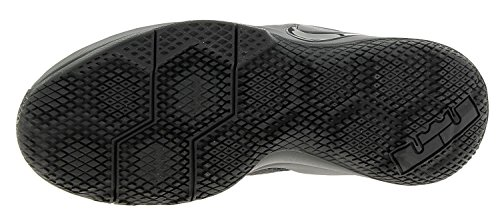hot sales 86a91 2a7d7 Nike - Nike Lebron James Witness II Scarpe Basket Uomo Nere - Black ...