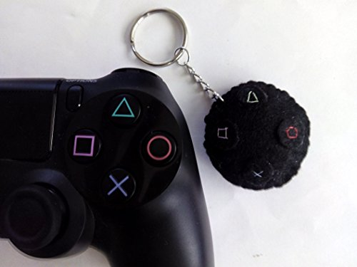 llavero-controles-playstation-fieltro