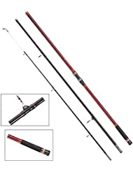 DAM STEEL POWER RED G2 SURF, 100 - 250 G, 3 PIEZAS - SURFCA STING 5072