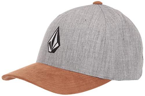 Volcom Men's Full Stone Heather Flex Fit Hat 210 Flex Cap