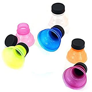 6Pcs / 1Set Tops Snap On Pop Soda Can Caps Besonders Reusable 6Pcs / 1Set Tops Snap On Pop Soda Flasche kann Kapseln Flasche