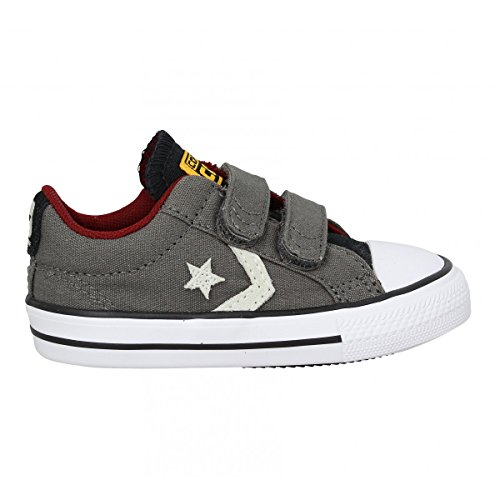 CONVERSE Star Player 2V toile Enfant Gris Gris