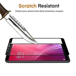 iVoler [3 Unidades] Protector de Pantalla para Xiaomi Redmi 5 Plus, [Cobertura Completa] Cristal Vidrio Templado Premium, [Dureza 9H] [Anti-Arañazos] [Sin Burbujas]