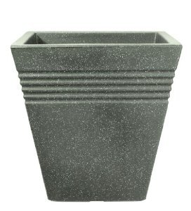stewart-piazza-square-planter-marble-green-garden-patio-plant-pot-34x34x35cm