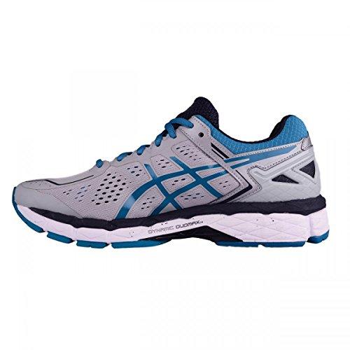 Asics Gel-kayano 22, Chaussures de Running Compétition homme Gris