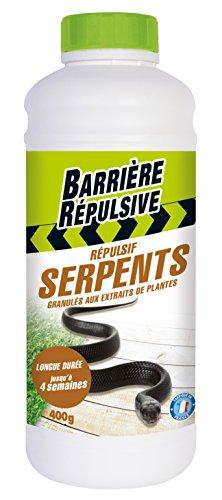 BARRIERE REPULSIVE RépulSerpentsGranul400g