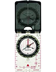Suunto Arrow-6 Nh Compass - Brújula de pulgar profesional, color blanco