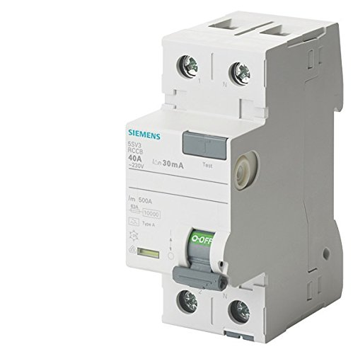 siemens-5sv-interruptor-diferencial-clase-a-2-polos-40a-30ma-70mm